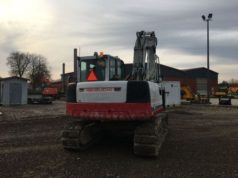 Takeuchi TB 1140 med Rotortilt / with Rotor Tilt - 7