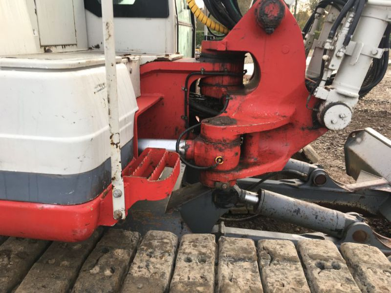 Takeuchi TB 1140 med Rotortilt / with Rotor Tilt - 26