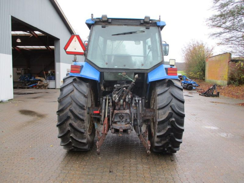 New Holland 7840 SLE turbo Powerstar traktor med frontlæsser / tractor with front loader - 8