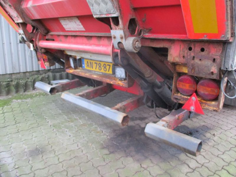 Presserings trailer med lift / trailer with lift  - 18
