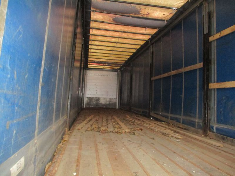 Presserings trailer med lift / trailer with lift  - 24