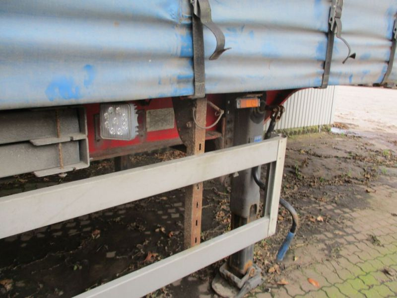Presserings trailer med lift / trailer with lift  - 28
