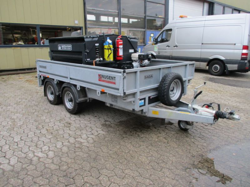 Termocontainer til asfalt / Asphalt thermocontainer - 0