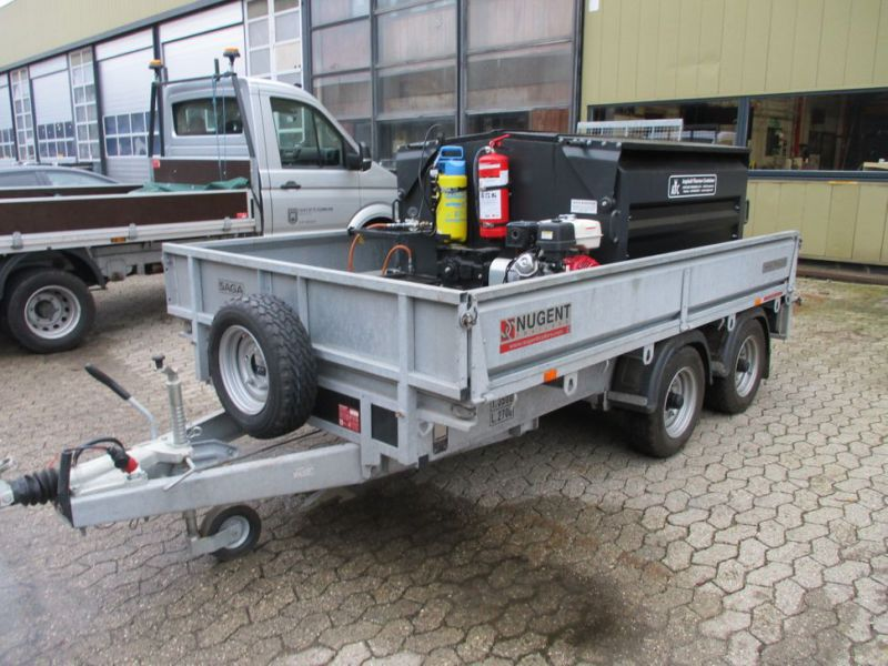 Termocontainer til asfalt / Asphalt thermocontainer - 2
