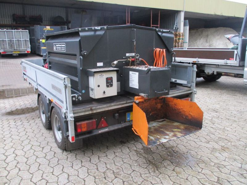 Termocontainer til asfalt / Asphalt thermocontainer - 4