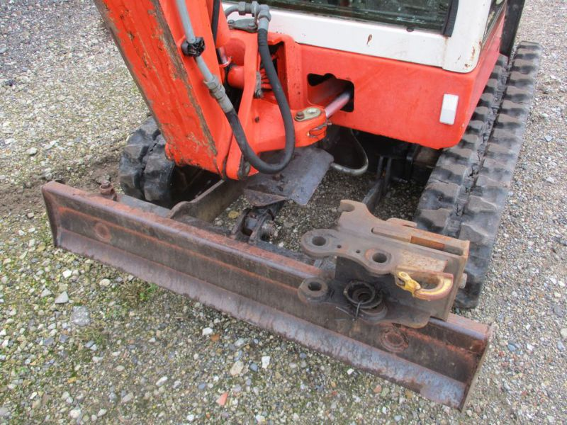SCHAEFF HR-12 Minigraver med 3 skovle / Mini digger with 3 buckets - 9