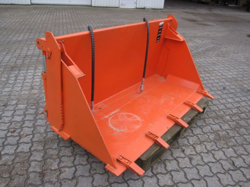 4i1 Skovl til Minilæsser / 4in1 Bucket for Mini Loaders - 1