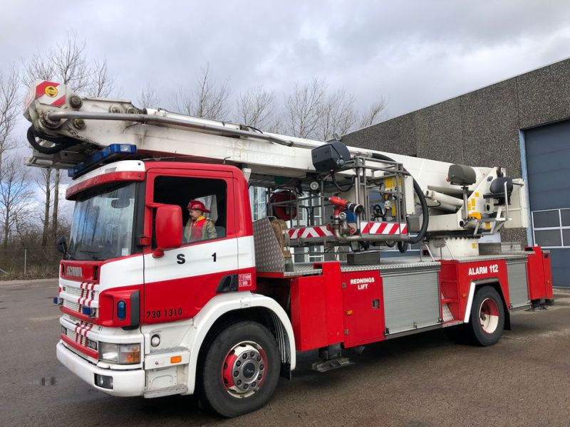 Scania Stigevogn / Firefighting Vehicle - 26
