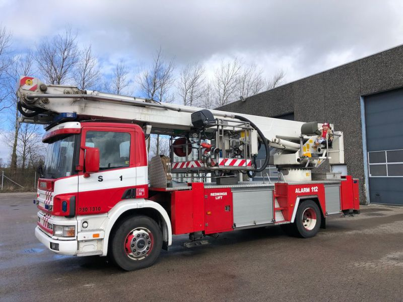 Scania Stigevogn / Firefighting Vehicle - 27