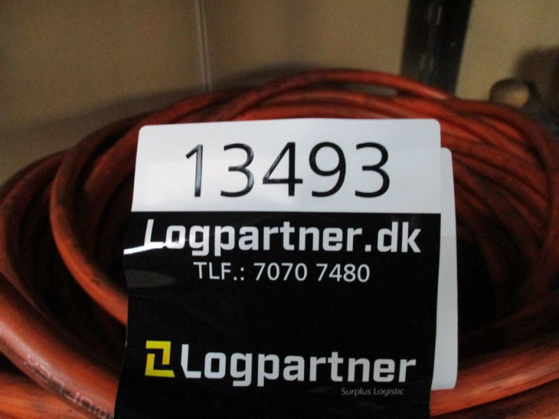 Svejsekabel, dobbeltisoleret. / Welding cable, double insulated. - 1