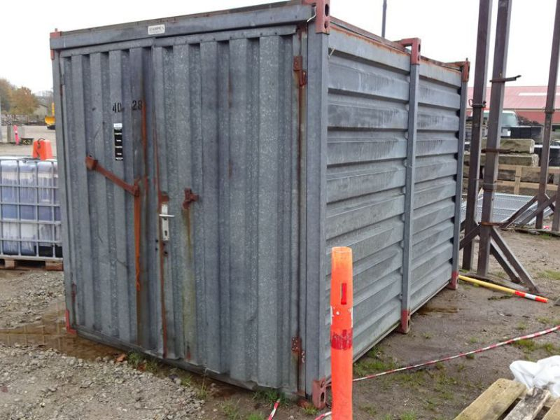 Materielcontainer / Material Container - 2