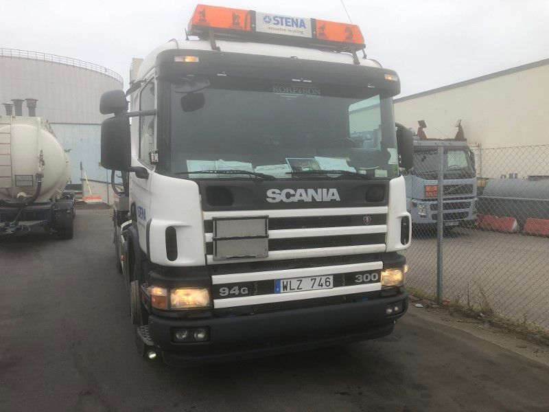 Scania Sugbil/Suction truck - 2