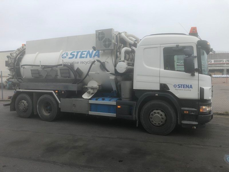 Scania Sugbil/Suction truck - 3