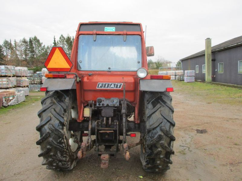 Fiat 780 traktor med få drift timer / tractor with few operating hours - 2