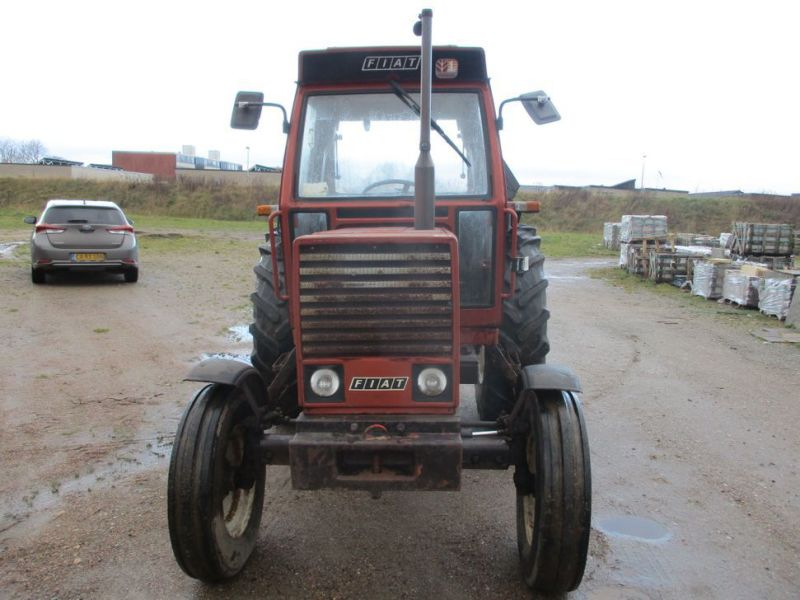 Fiat 780 traktor med få drift timer / tractor with few operating hours - 3