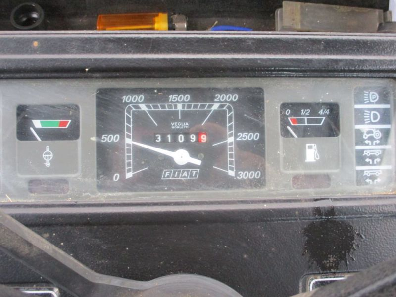 Fiat 780 traktor med få drift timer / tractor with few operating hours - 18
