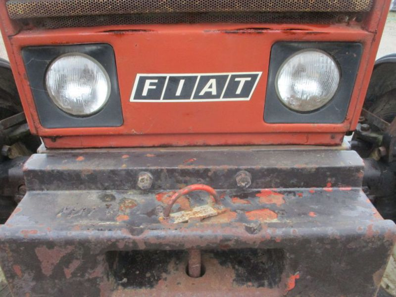Fiat 780 traktor med få drift timer / tractor with few operating hours - 37