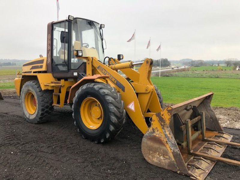 Hydrema  wheel loader WL770 - 0