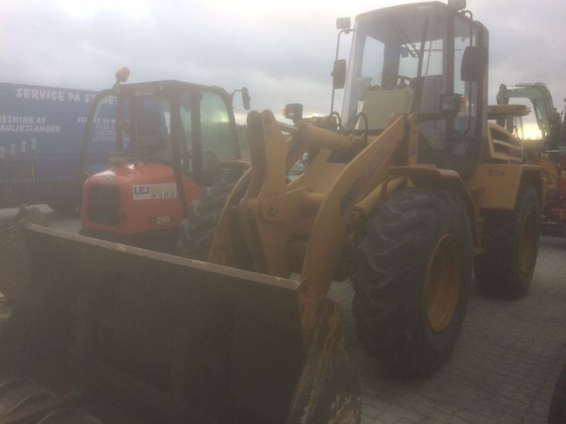 Hydrema  wheel loader WL770 - 3