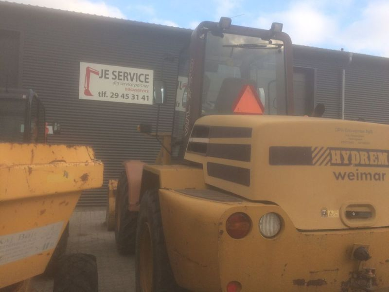 Hydrema  wheel loader WL770 - 5