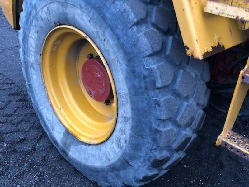 Hydrema  wheel loader WL770 - 26