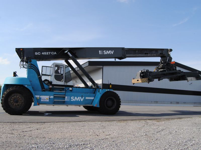 Reachstacker SMW SC 4527 CA5 Year:2004 - 0