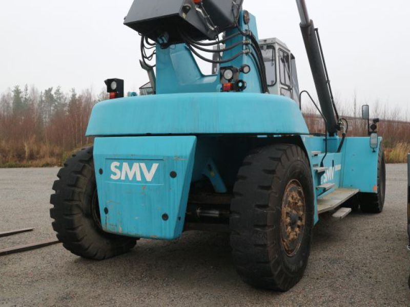Reachstacker SMW SC 4527 CA5 Year:2004 - 4