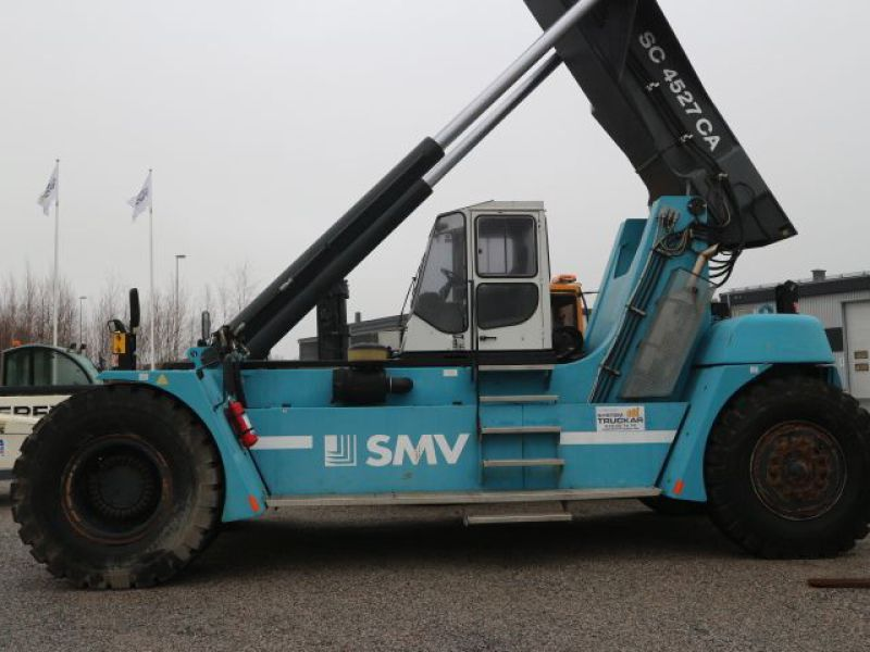 Reachstacker SMW SC 4527 CA5 Year:2004 - 31