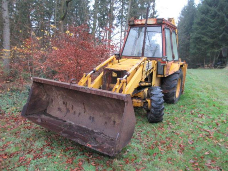 Rendegraver JCB 3 CX med 2 skovle / Backhoe with 2 buckets - 4