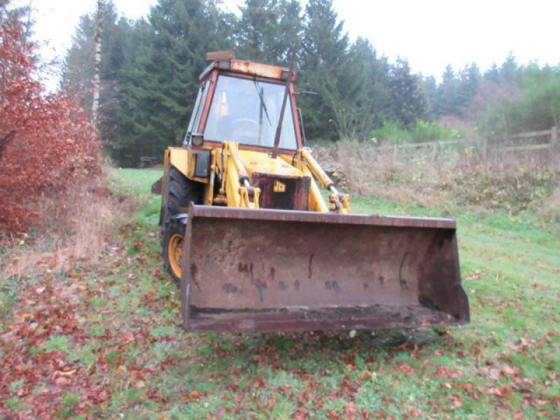 Rendegraver JCB 3 CX med 2 skovle / Backhoe with 2 buckets - 5