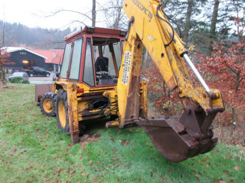 Rendegraver JCB 3 CX med 2 skovle / Backhoe with 2 buckets - 7