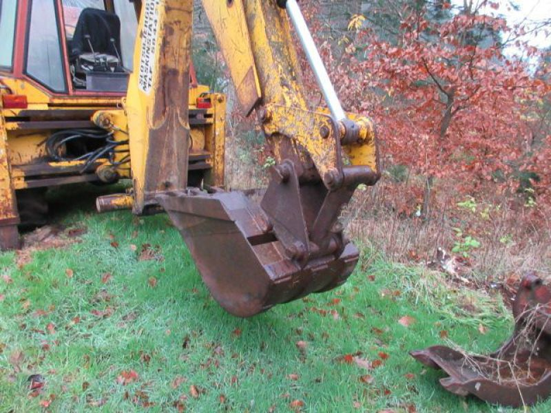 Rendegraver JCB 3 CX med 2 skovle / Backhoe with 2 buckets - 12