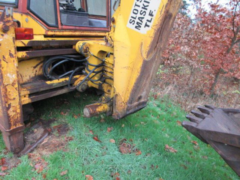 Rendegraver JCB 3 CX med 2 skovle / Backhoe with 2 buckets - 14