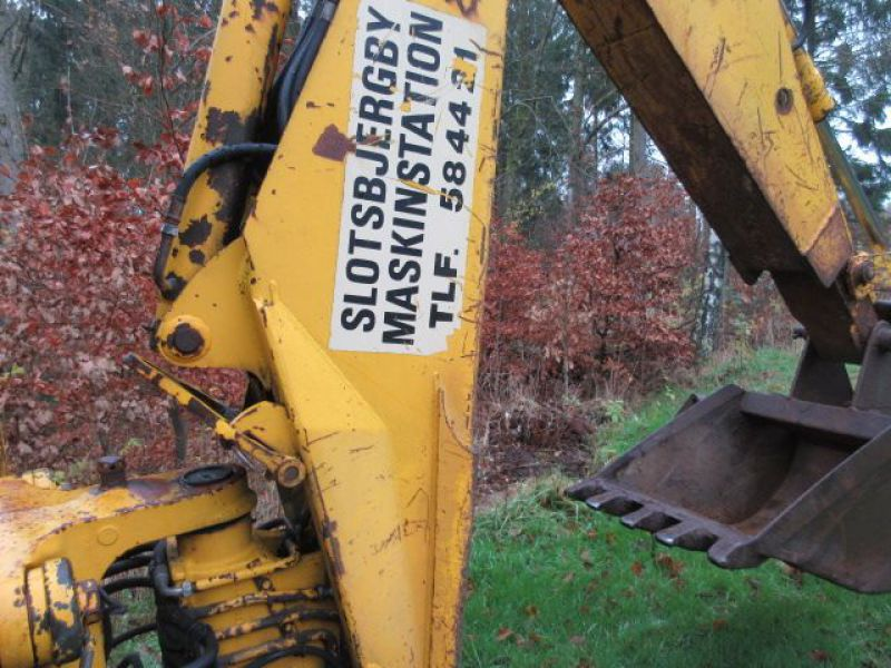 Rendegraver JCB 3 CX med 2 skovle / Backhoe with 2 buckets - 16