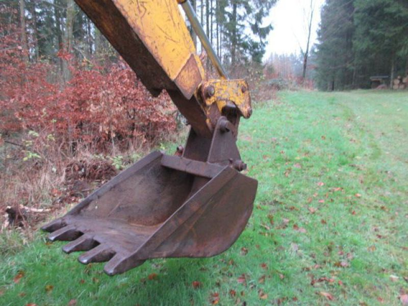 Rendegraver JCB 3 CX med 2 skovle / Backhoe with 2 buckets - 17