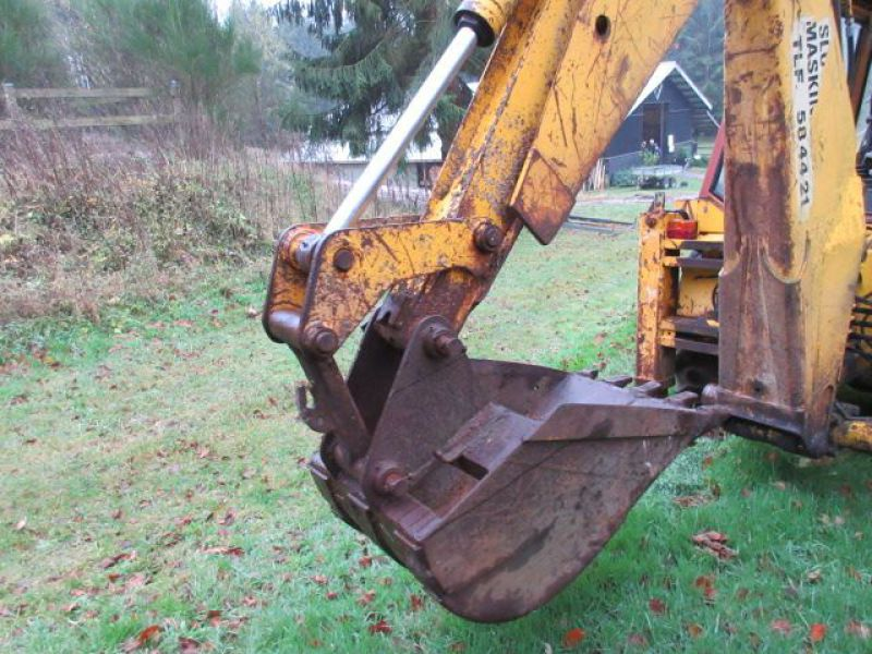 Rendegraver JCB 3 CX med 2 skovle / Backhoe with 2 buckets - 19