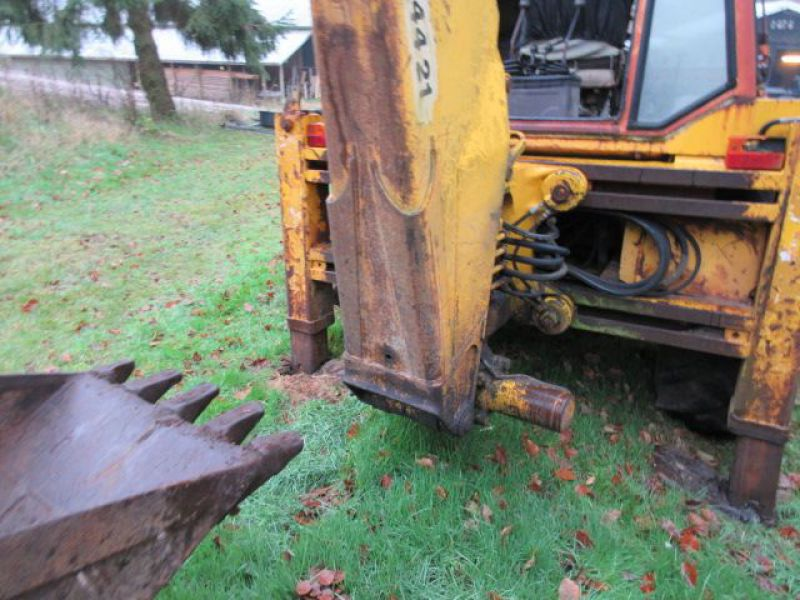 Rendegraver JCB 3 CX med 2 skovle / Backhoe with 2 buckets - 21