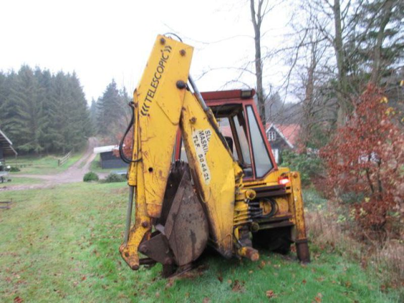 Rendegraver JCB 3 CX med 2 skovle / Backhoe with 2 buckets - 25