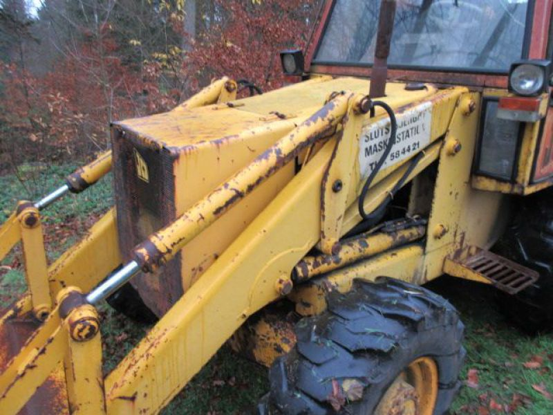 Rendegraver JCB 3 CX med 2 skovle / Backhoe with 2 buckets - 31