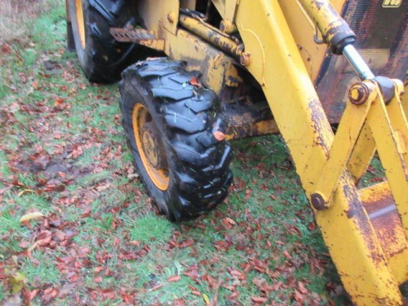 Rendegraver JCB 3 CX med 2 skovle / Backhoe with 2 buckets - 37