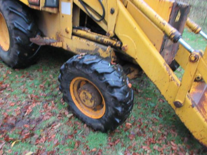 Rendegraver JCB 3 CX med 2 skovle / Backhoe with 2 buckets - 39