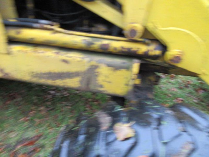 Rendegraver JCB 3 CX med 2 skovle / Backhoe with 2 buckets - 40