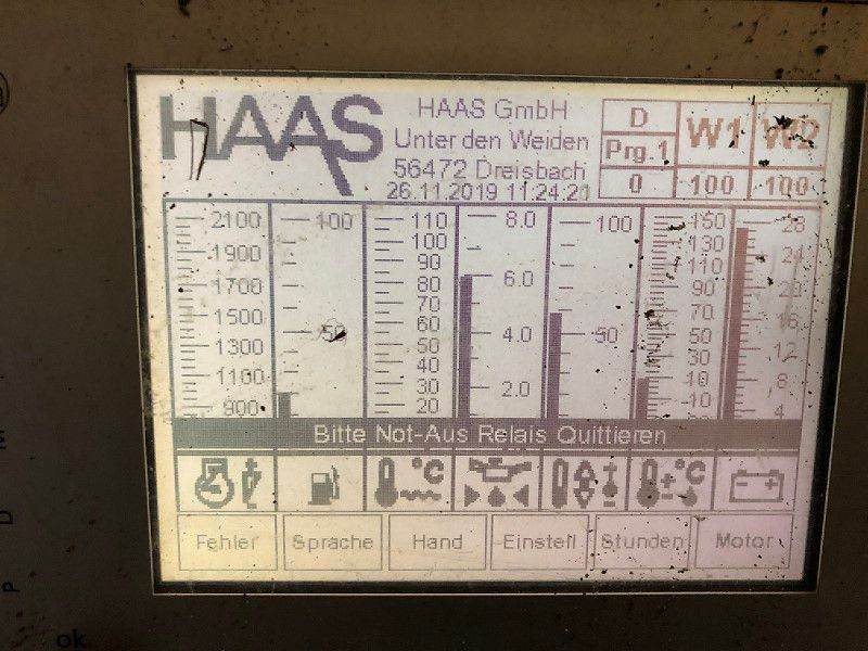 Haas Tyron 1500 Kross/Crusher - 15