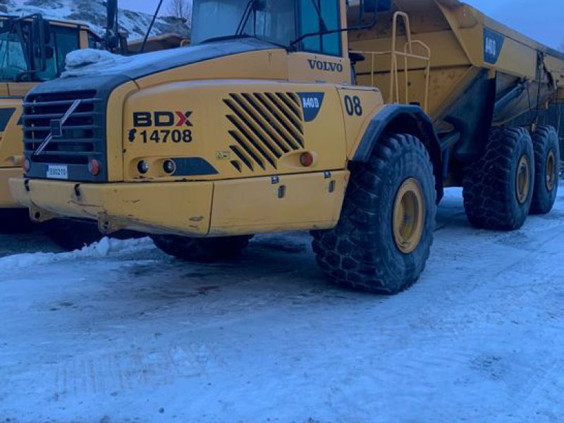 Volvo A40D - 0
