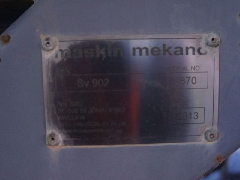 Maskin Mekano SV 902 2-deck screener 2013 - 4