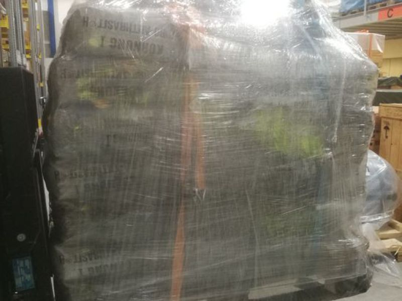 124 stk/pcs. sekker/bags 50 L Aktivt kull / Activated carbon, charcoal - 4