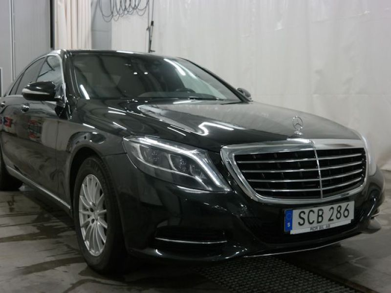 Mercedes-Benz S350 BlueTEC 4Matic 7G Tronic Plus - 0