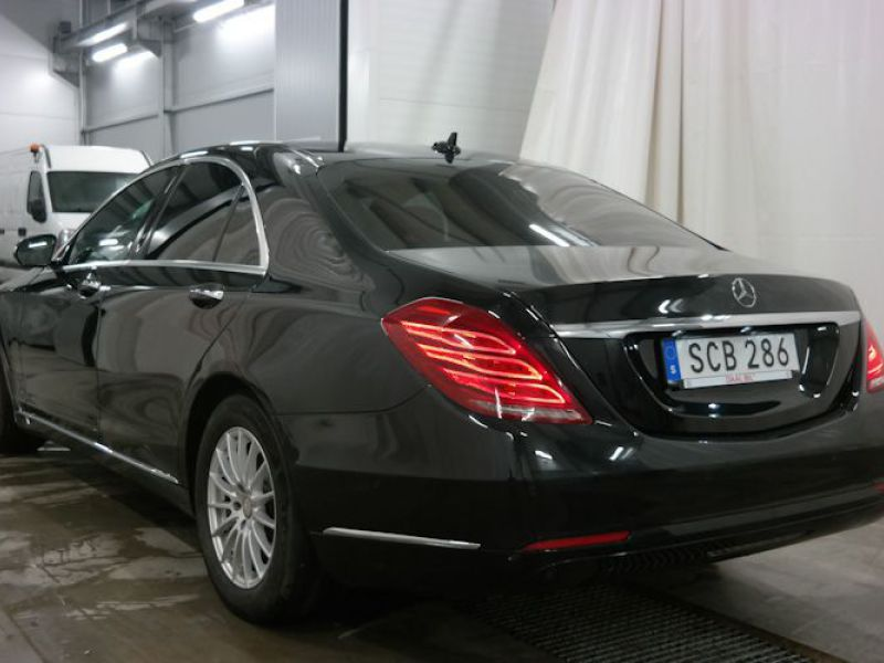 Mercedes-Benz S350 BlueTEC 4Matic 7G Tronic Plus - 1