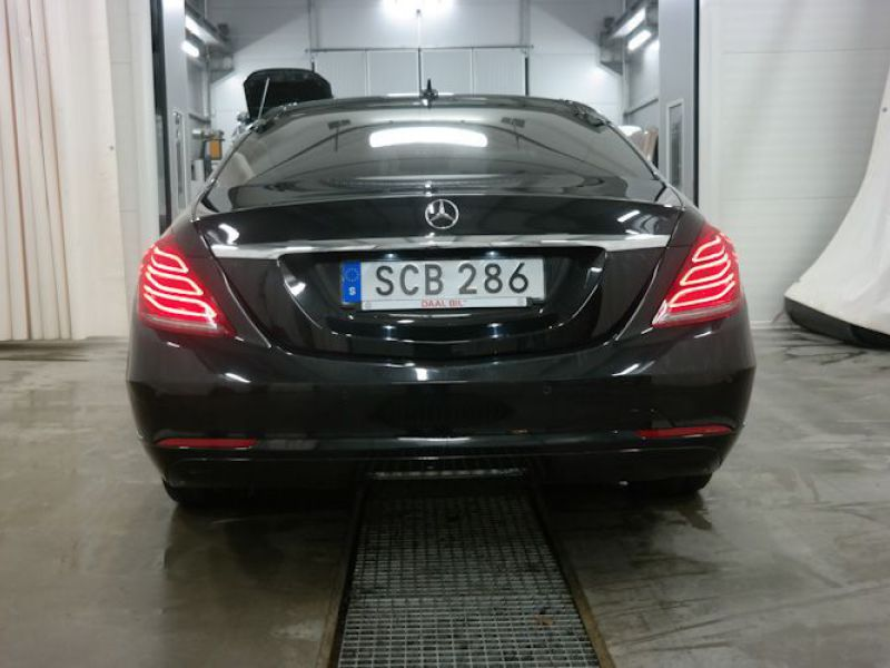 Mercedes-Benz S350 BlueTEC 4Matic 7G Tronic Plus - 2