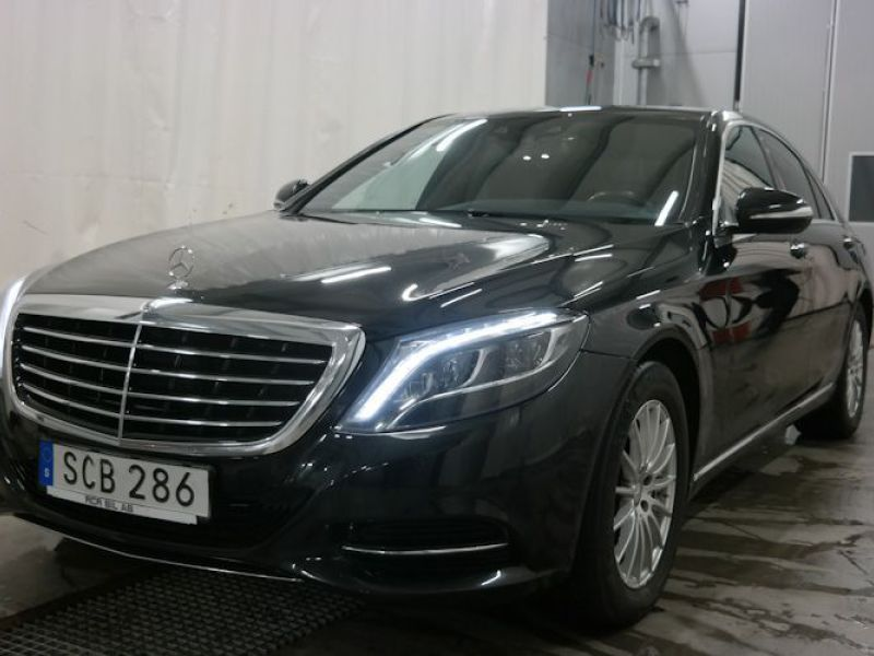 Mercedes-Benz S350 BlueTEC 4Matic 7G Tronic Plus - 5